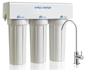 APEC WFS-1000 3 Stage Under-Sink Water Filter System