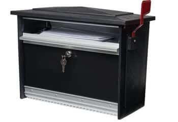 Gibraltar mailbox Mailsafe MSK00000