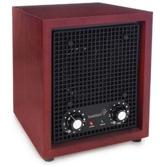 Ivation Ozone Generator Air Purifier, Deodorizer & Ionizer