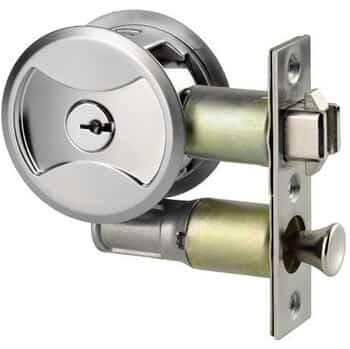 Lockwood CL4ENTR Keyed Pocket Door Lock