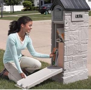 Mailmaster Step2 531700 Storemore Mailbox