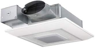 Panasonic FV-0510VSL1 WhisperValue DC Ventilation Fan with Light