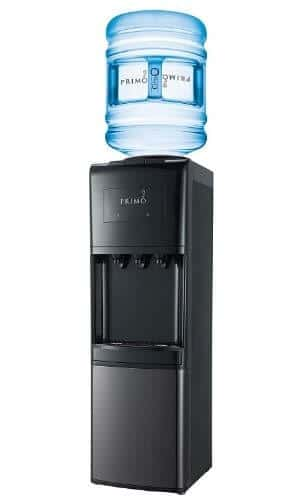Primo Deluxe Top-Loading Water Dispenser with Leak Guard