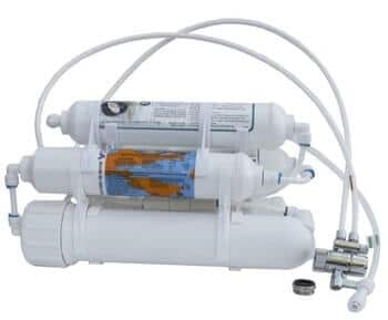 Reverse Osmosis Revolution Countertop RO Purification Water System