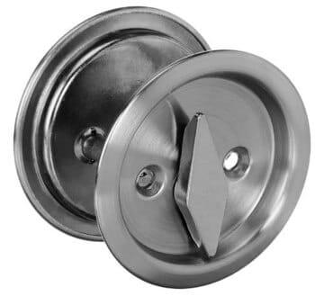 Sliding Pocket Door Lock, Kwikset 335