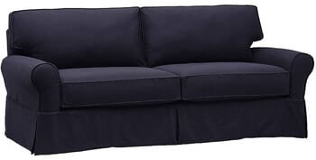 Stone & Beam Carrigan Casual Large Sofa, 3688ED-73