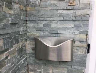 Umbra Postino 460322-592 – Best Stainless Steel Mailbox