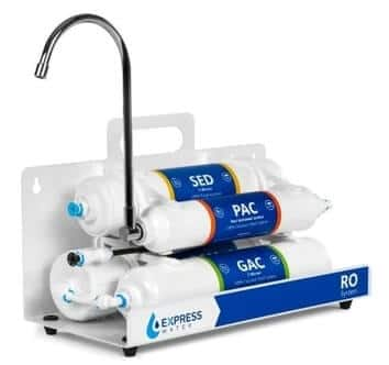 express water countertop reverse osmosis