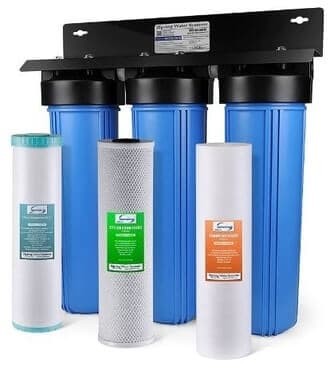 iSpring WGB32BM – Best Well Water Filtration System