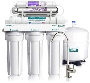 APEC Top Tier Ultra Safe Water Systems ROES-PHUV75